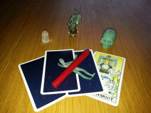 PE3 Reading & Tarot Spell